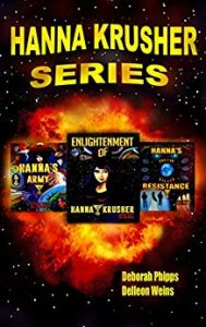 Hanna Krusher Series Three Book Collection
